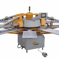 Nano Printex automated textile press from TMI Screenprinting